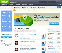 etoro's openbook for social trading